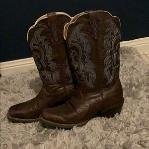 Justin's women's cowboy boots
